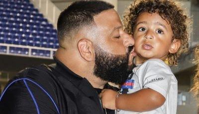 DJ Khaled throws his son an over-the-top birthday bash