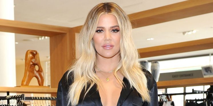 Khloé Kardashian Posts Emotional Message Amid Reports Tristan Thompson's Been Flirting with Other Girls