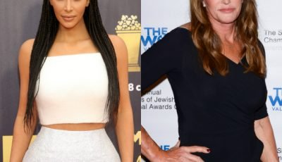 Kim Kardashian Recalls 'Hysterically Crying' After Walking In On Caitlyn Jenner Dressed As A Woman