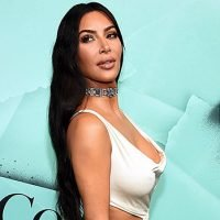 Kim Kardashian Sprawls Out For Naked Photo Shoot & Covers Up With Only Emojis — See Wild Pic