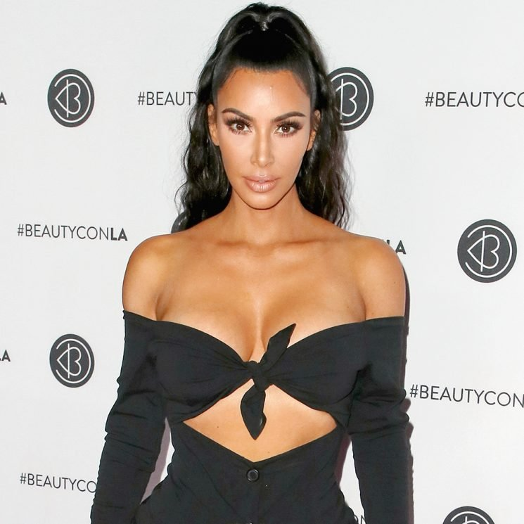 Kim Kardashian Claps Back at Mommy Shamers for 2-Year-Old Son Saint's 'Pacifier': 'He's Eating Candy!'