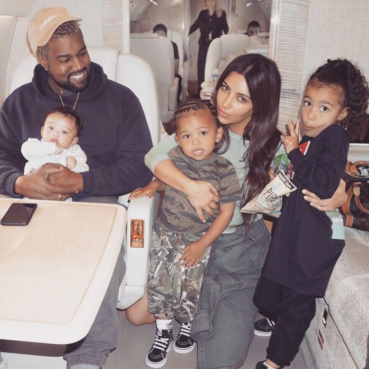 Kim Kardashian Says North 'Acts Like an Only Child At All Times': 'She's a Little Confused'