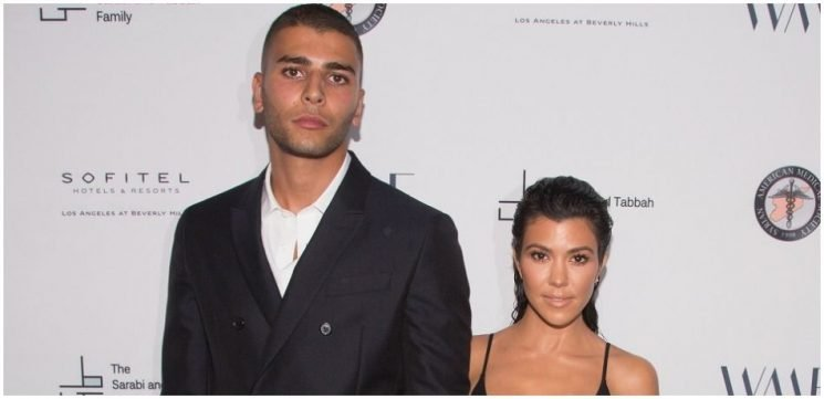 Kourtney Kardashian's Ex Younes Bendjima Won't Leave Her Alone, Per 'Radar Online'