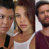 Sofia Richie: I Wish Kourtney Kardashian Would Just Go Away!