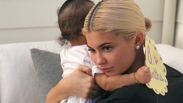 Kylie Jenner Admits She Changed Stormi's Name At The Last Minute: What Was It Originally?