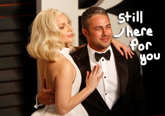Lady GaGa's Ex-Fiance Is Super Proud Of Her New Movie
