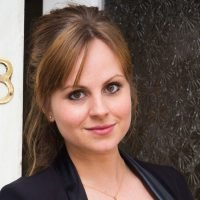 Coronation Street's Tina O'Brien gets Waterloo Road flashback as her fiancé dresses up as Bex Fisher
