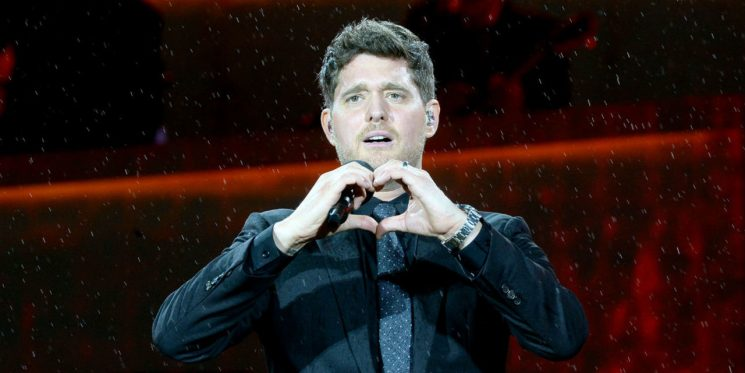 """Michael Bublé is """"retiring"""" from music after the release of his next album"""