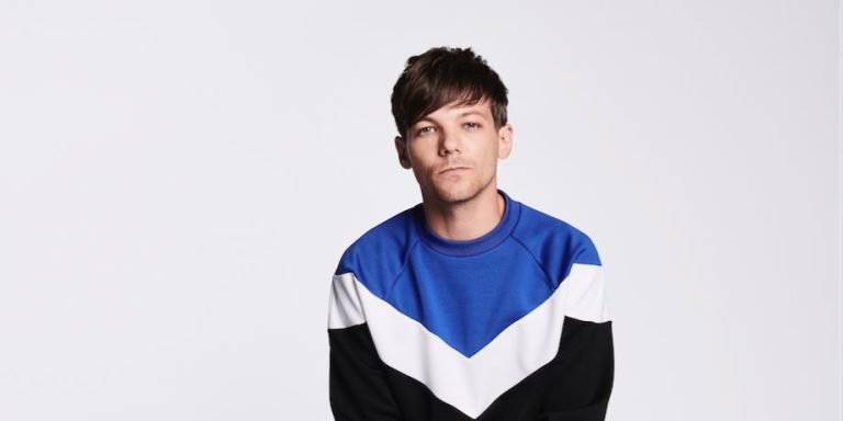 "The X Factor 2018's Anthony Russell calls mentor Louis Tomlinson a ""godsend"""