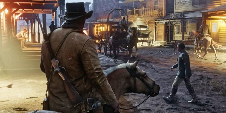 Red Dead Redemption 2 release date, news, trailers and everything you need to know