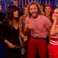 There was a very awkward Seann Walsh and Katya Jones typo on the Strictly Come Dancing subtitles