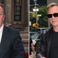 Captain America actor Chris Evans condemns Piers Morgan for mocking James Bond star Daniel Craig's papoose