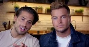 Love Island's Chris and Kem dubbed the new Beavis and Butt-Head after hilarious Celebrity Hunted antics