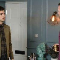 Hollyoaks 'storm week' shock as Romeo tells James he's his son