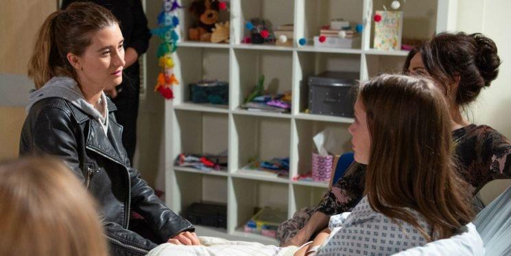 Emmerdale's Debbie Dingle left devastated again in emotional Sarah Sugden scenes