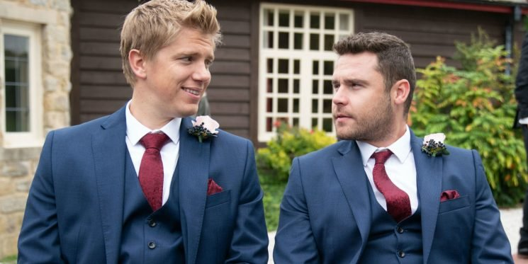 Emmerdale's Robron are in the running for another big Inside Soap Awards prize