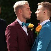 Hollyoaks star Parry Glasspool weighs in on heated Jarry vs Starry debate
