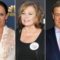 'Conners' cast says it's 'awkward' filming without Roseanne Bar