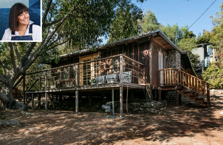 Pregnant HGTV Star Leanne Ford Selling L.A. Cabin She Designed, for $995,000 — See Inside