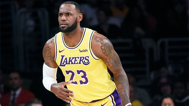 LeBron James' Fans Go Wild Over His First Bucket As A Laker — Watch Epic Sequence