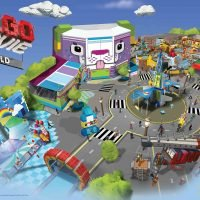 LEGOLAND Announces New Lego Movie World with Three New Rides—Get a First Look Inside