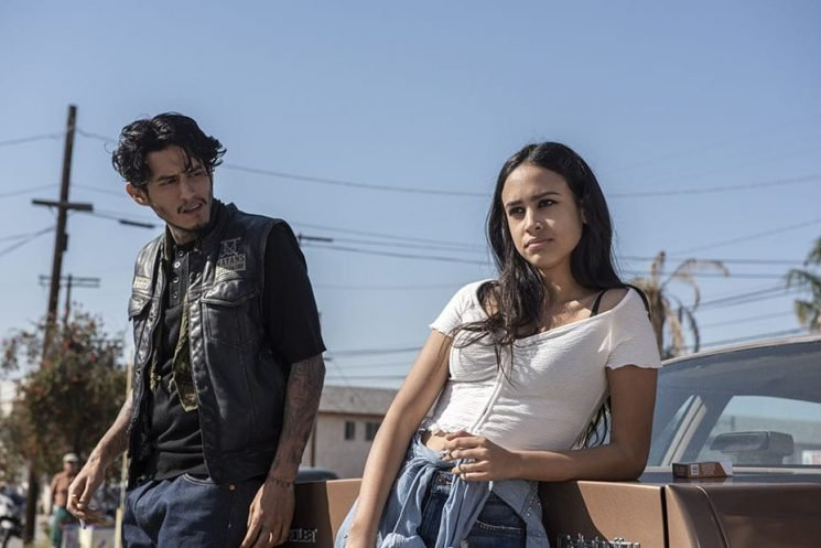 Who plays Coco's daughter on Mayans M.C.? Emily Tosta is Leticia, the dead-eyed doll