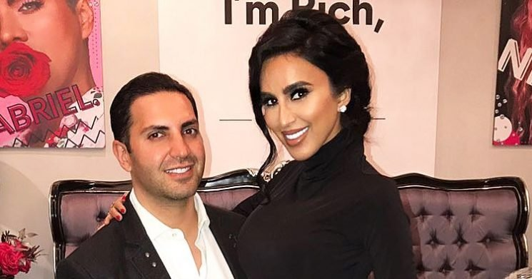 'Shahs of Sunset' Star Lilly Ghalichi Welcomes First Child With Dara Mir
