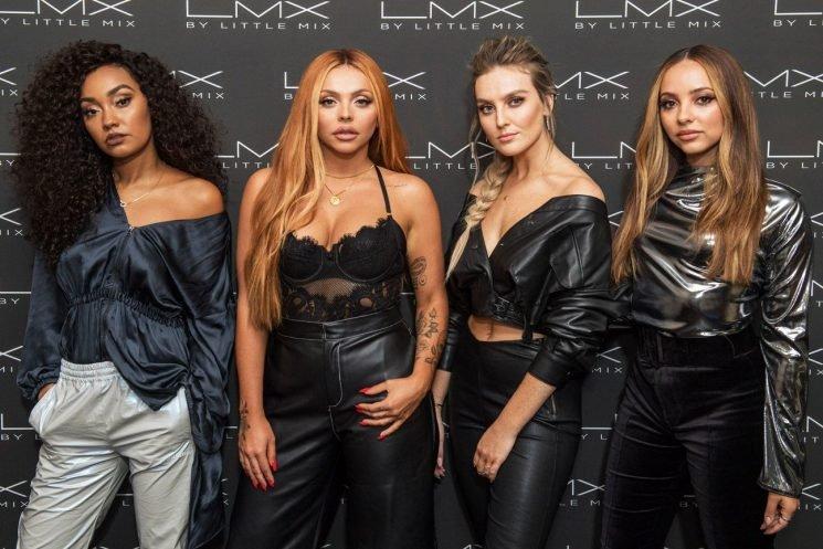 Hear Little Mix's Confident Nicki Minaj Collaboration 'Woman Like Me'