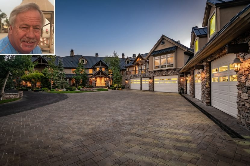 Mega Millions Winner Selling $26 Million Mountaintop Mansion Because of Son's Heart Condition
