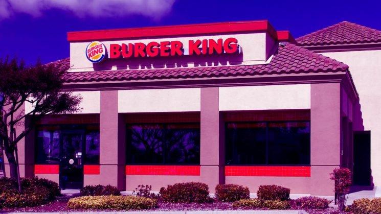 Burger King's Nightmare King Burger Is Making Us Turn Green