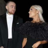 Ariana Grande shares sweet video of Mac Miller
