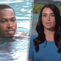 First Fight! 'MAFS: Honeymoon Island' Star Kimber Doesn't Want Children