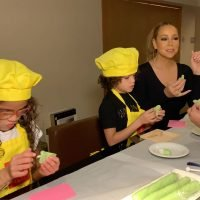 Dem Dumplings! Mariah Carey's Twins Have the Cutest Reactions While Cooking with Mom in Taipei