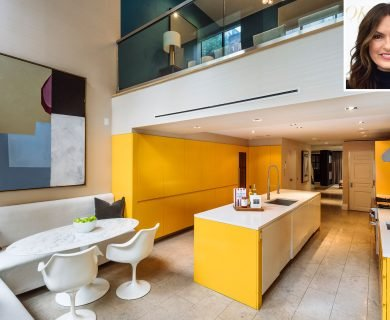 Mariska Hargitay and Peter Hermann List 6-Story N.Y.C. Townhouse for $11 Million—See Inside