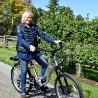 Martha Stewart Claps Back at Critic Who Said She Was 'Too Old' to Ride a Bicycle
