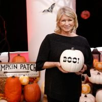 Martha Stewart Shares Her Secret for Instant Halloween Vibes (Hint: You Don't Have to Be Crafty)