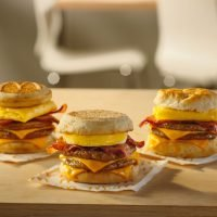 McDonald's New Breakfast Sandwiches Have Triple the Meat