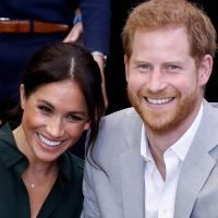 Meghan & Harry Just Landed in Australia for Their First Royal Tour