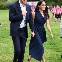 Meghan Markle and Prince Harry Tease Their 'Long List' of Potential Baby Names