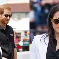 Meghan Markle Traveled to Cockatoo Island Wearing the Coolest Shades