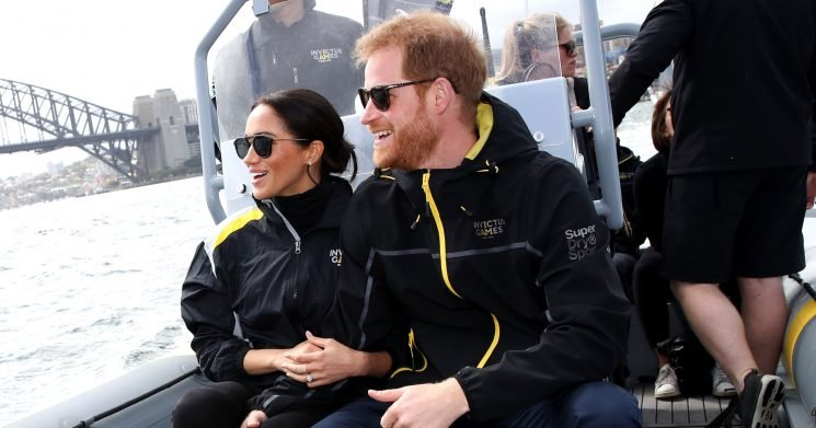 How to Get Your Hands on Duchess Meghan's Cute $150 Sneakers