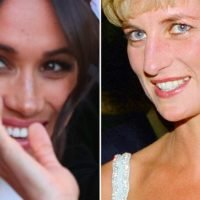 All of the Times Meghan Markle and Kate Middleton Wore Princess Diana's Jewels