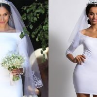 "Yep, There's a ""Sexy"" Meghan Markle Royal Wedding Halloween Costume Out There"