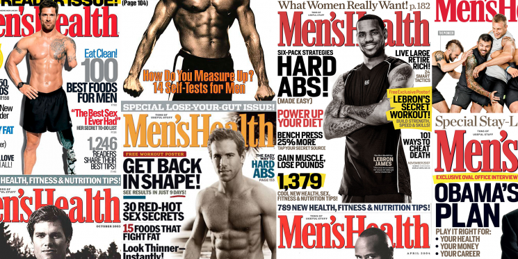 30 Years of Life-Changing Advice From 'Men's Health'