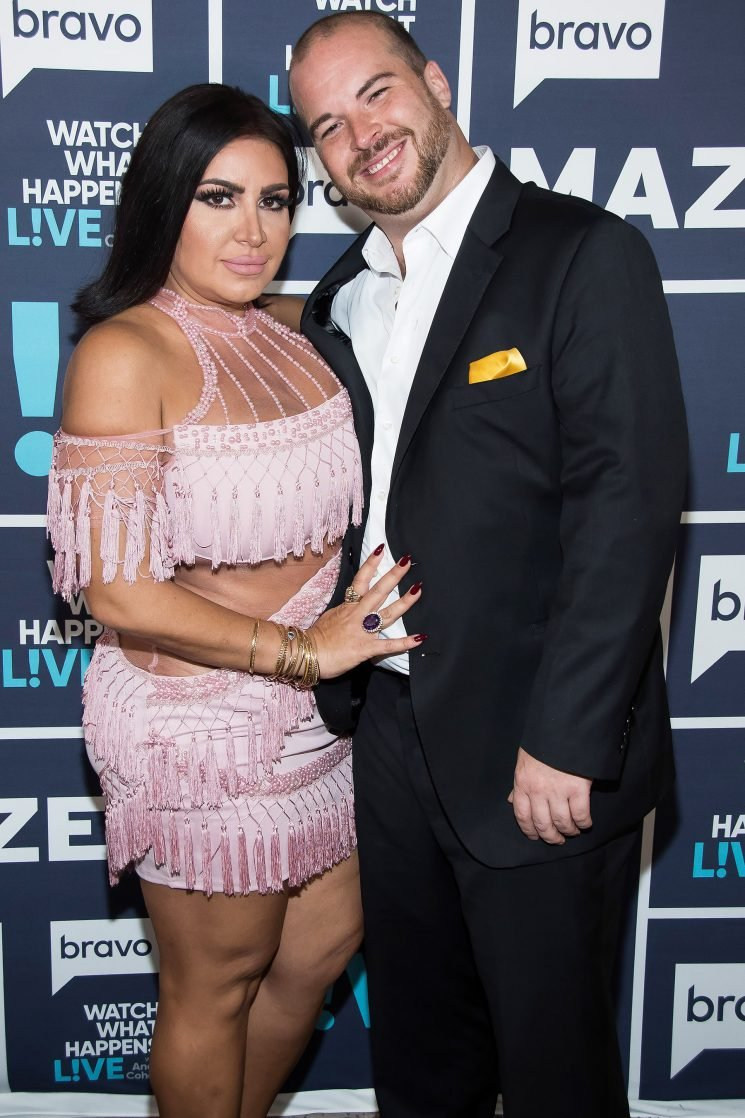 Baby by Bravo! Shahs of Sunset's Mercedes 'MJ' Javid, 46, Expecting a Son with Husband Tommy