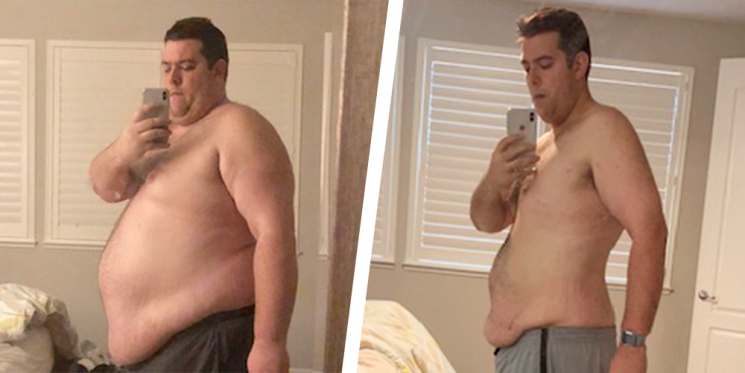 This Guy Lost 165 Pounds — and Gained Back His Libido