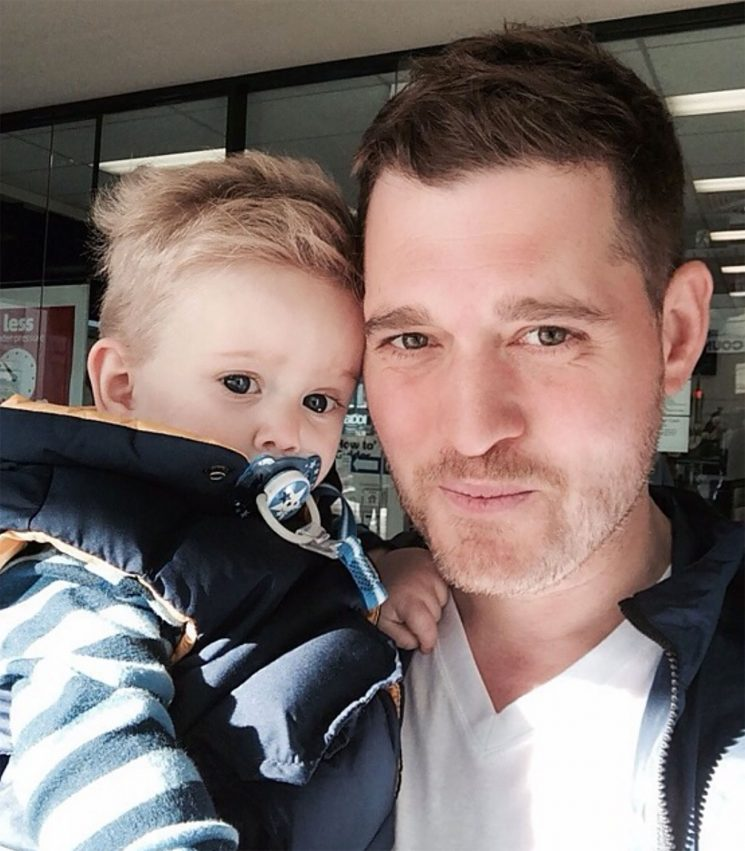 Michael Bublé Says He and His Wife Wished They 'Didn't Wake Up' After Son's Cancer Diagnosis