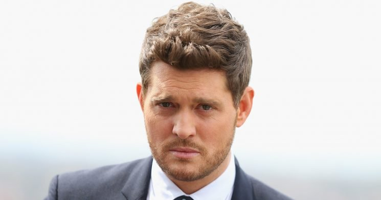 Michael Buble Fights Tears as He Opens Up About Son's Cancer Battle