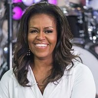 Michelle Obama Insists She Will 'Not Run' For President & Then Announces Global Girls Alliance