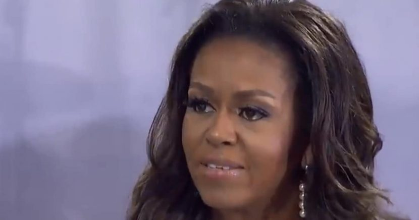 Michelle Obama Drags Politicians for Using 'Fear' and Updates 'Today' Hosts on Her Future in Washington